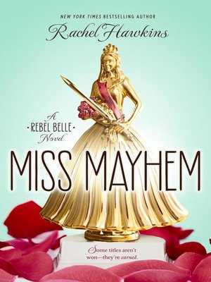 cover image of Miss Mayhem