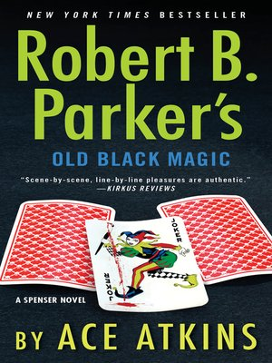 cover image of Old Black Magic
