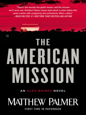 cover image of The American Mission