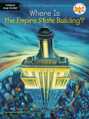 cover image of Where Is the Empire State Building?