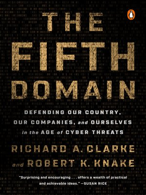 cover image of The Fifth Domain