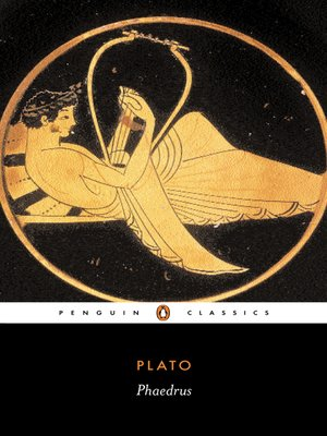 cover image of Phaedrus