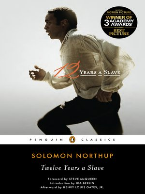 cover image of 12 Years a Slave (Movie Tie-In)