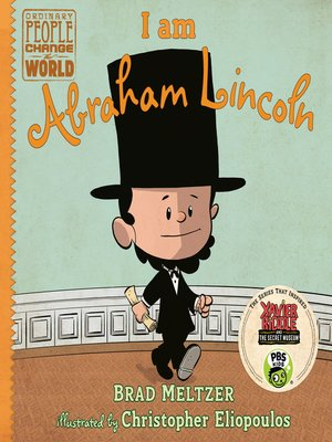 cover image of I am Abraham Lincoln