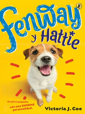 cover image of Fenway y Hattie