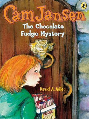 cover image of The Chocolate Fudge Mystery
