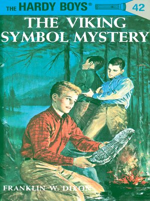 cover image of The Viking Symbol Mystery