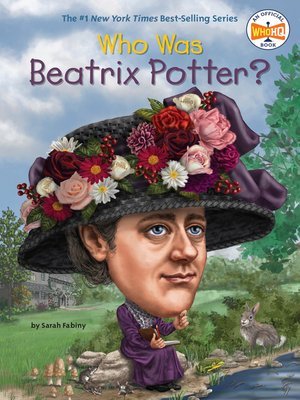 cover image of Who Was Beatrix Potter?