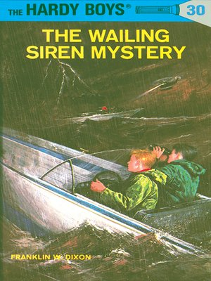 cover image of The Wailing Siren Mystery