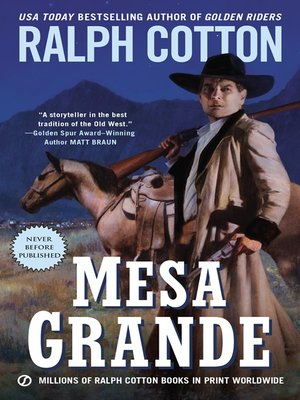 cover image of Mesa Grande