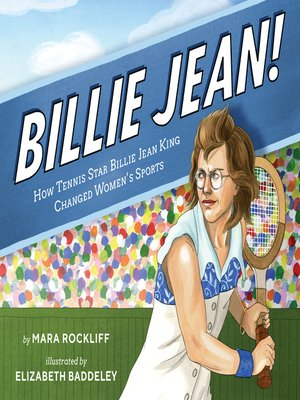 cover image of Billie Jean!