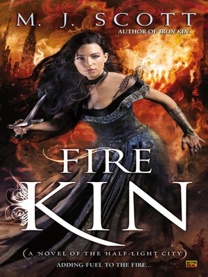 cover image of Fire Kin