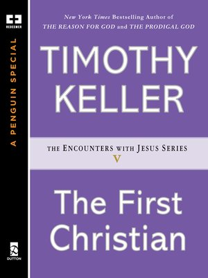 cover image of The First Christian