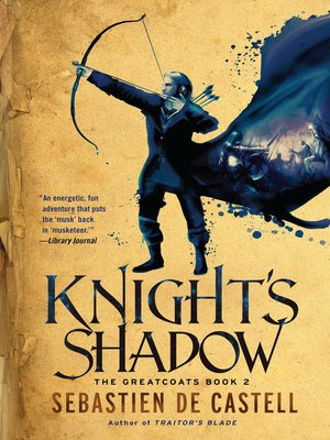 cover image of Knight's Shadow