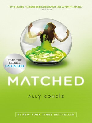 Matched by ally condie overdrive rakuten overdrive ebooks cover image fandeluxe Gallery