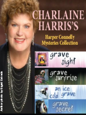 cover image of Harper Connelly Mysteries Quartet