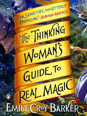 cover image of The Thinking Woman's Guide to Real Magic