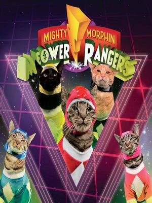 cover image of Meower Rangers