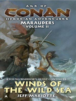 cover image of Winds of the Wild Sea