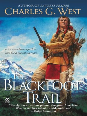 cover image of The Blackfoot Trail