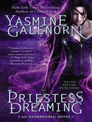 cover image of Priestess Dreaming