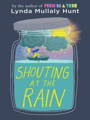cover image of Shouting at the Rain