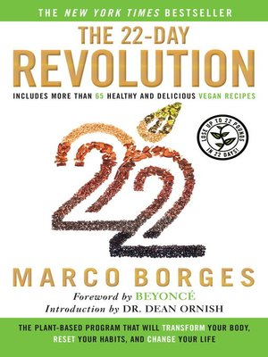 cover image of The 22-Day Revolution