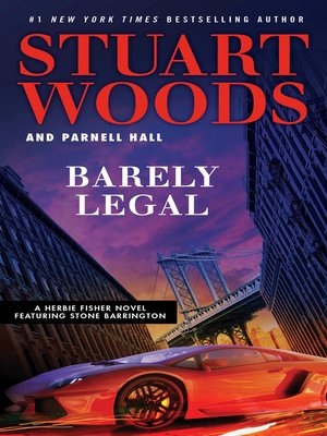 cover image of Barely Legal