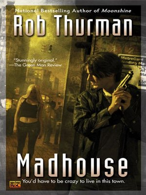 cover image of Madhouse