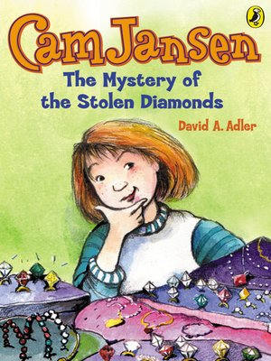 cover image of The Mystery of Stolen Diamonds