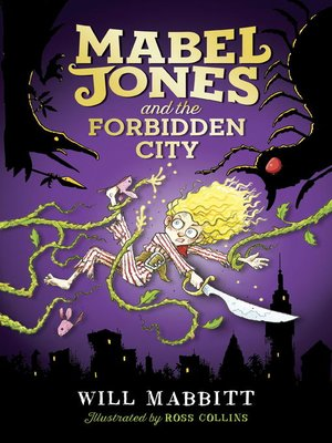 cover image of Mabel Jones and the Forbidden City
