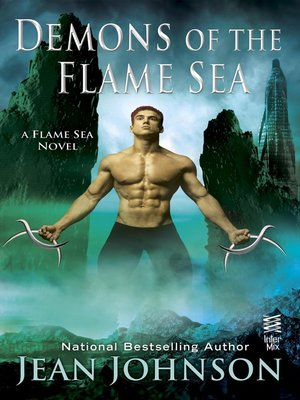 cover image of Demons of the Flame Sea