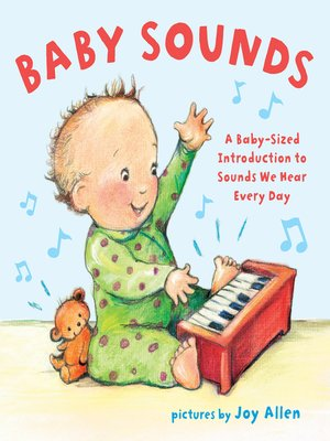 cover image of Baby Sounds
