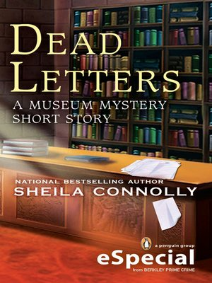 cover image of Dead Letters