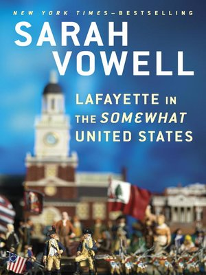 cover image of Lafayette in the Somewhat United States