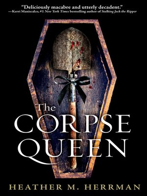 cover image of The Corpse Queen