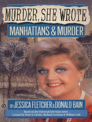 cover image of Manhattans & Murder