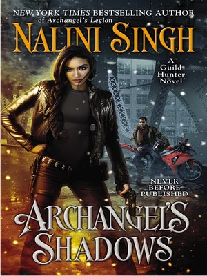 cover image of Archangel's Shadows