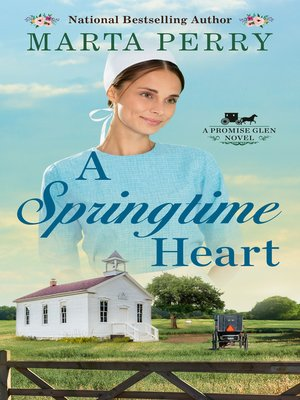 cover image of A Springtime Heart