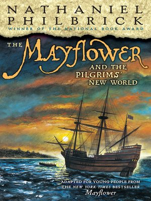 cover image of The Mayflower and the Pilgrims' New World
