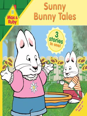 cover image of Sunny Bunny Tales