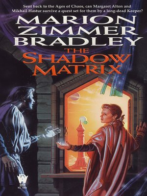 cover image of The Shadow Matrix