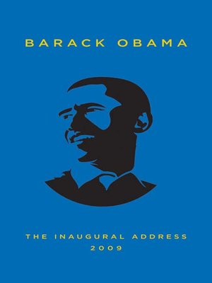 cover image of The Inaugural Address, 2009