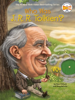 cover image of Who Was J. R. R. Tolkien?