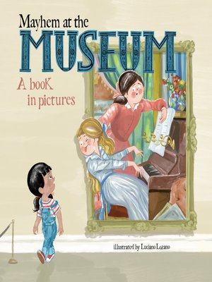 cover image of Mayhem at the Museum