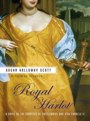 cover image of Royal Harlot