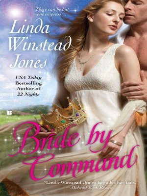 cover image of Bride by Command