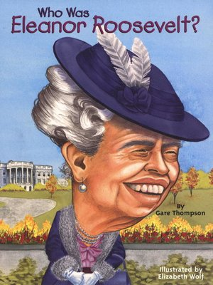 cover image of Who Was Eleanor Roosevelt?
