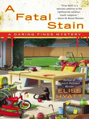 cover image of A Fatal Stain