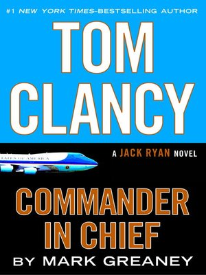 cover image of Commander in Chief